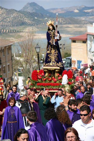 Easter in Iznajar